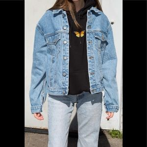Brandy Melville Kaylee Denim Jacket